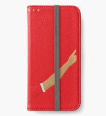 Captain Fantastic iPhone Flip-Case/Hülle/Klebefolie