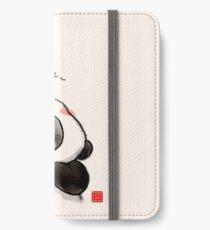 Yawn~ iPhone Wallet/Case/Skin