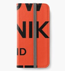 Now Panik and Get Hits iPhone Wallet/Case/Skin