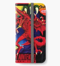 Super Metroid iPhone Wallet/Case/Skin