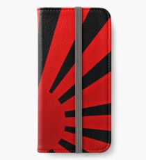 Rising Sun (2) iPhone Wallet/Case/Skin