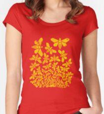 Breaking Escher Women's Fitted Scoop T-Shirt