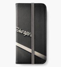 Dodge Charger iPhone Flip-Case/Hülle/Klebefolie