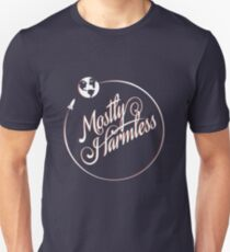 Earth: Mostly Harmless Slim Fit T-Shirt