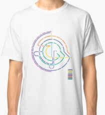 CERES STATION TRANSIT MAP Classic T-Shirt