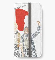 Les Miserables iPhone Flip-Case/Hülle/Skin