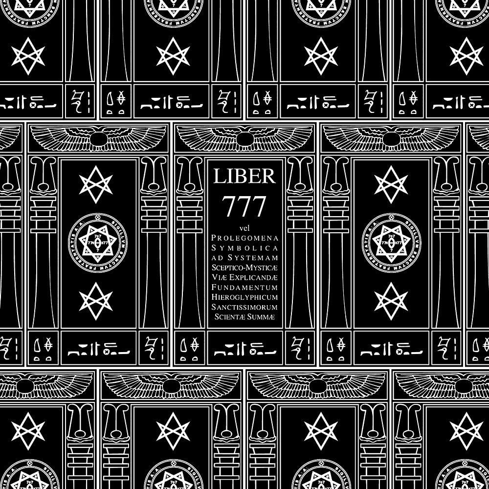 LIBER 777 by DIVIDUS *
