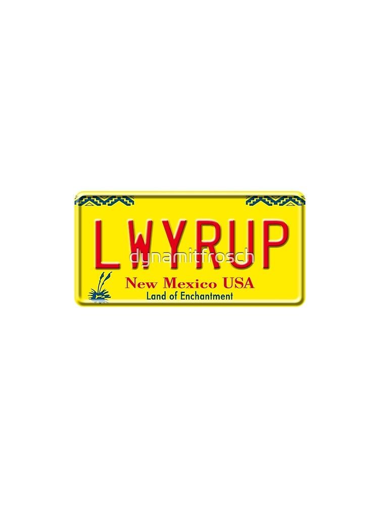LWYRUP by dynamitfrosch