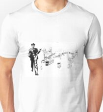 Back to twenties nostalgic fashion and style. T-Shirt
