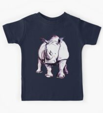 Rhino (Colour) Kids Tee