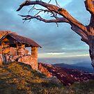 Sunset at the horn (Mt Buffalo) by djzontheball
