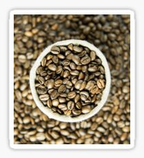 coffee beans  Sticker