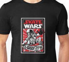 Wars Skateboard Unisex T-Shirt