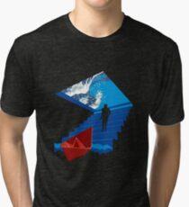 BOATING DREAM Tri-blend T-Shirt