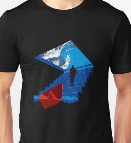 BOATING DREAM Unisex T-Shirt