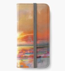 Diminuendo Sky Study iPhone Wallet/Case/Skin