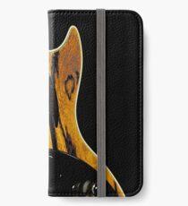 Gibson Guitar iPhone Wallet/Case/Skin