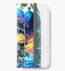 Vinilo o funda para iPhone Kingdom Hearts - ¿Qué más?