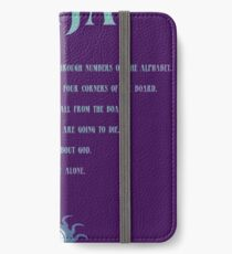 OUIJA: The Rules iPhone Wallet/Case/Skin