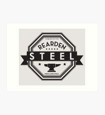 Rearden Steel Art Print