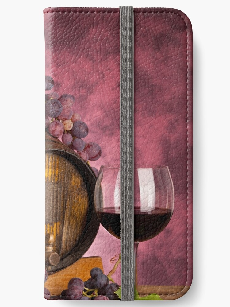 Red wine by Antonio Gravante