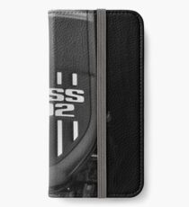BOSS 302 Engine iPhone Wallet/Case/Skin