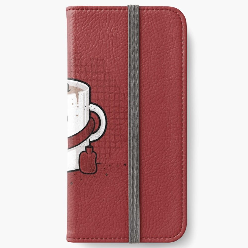Winter Warmer iPhone Wallet