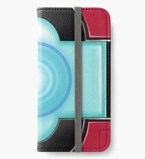 Pokemon / Kalos Pokedex Case iPhone Wallet/Case/Skin