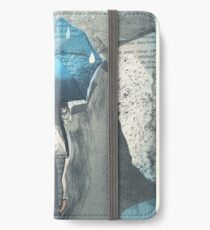 We'll Be Alright [Blue Umbrella] iPhone Wallet/Case/Skin