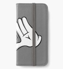 Swag Hand iPhone Wallet/Case/Skin