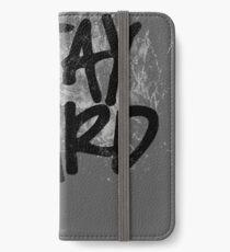 Stay weird iPhone Wallet/Case/Skin