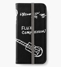 Flux capacitor / Back to the futur ( BTTF ) iPhone Wallet/Case/Skin