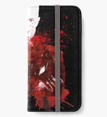 Splatter Spike iPhone Wallet/Case/Skin