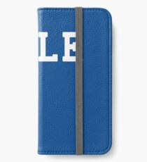 KALE (white lettering) iPhone Wallet/Case/Skin