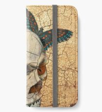 """I Can't Afford Frivolity"" series: Playing the Devil's Advocate iPhone Wallet/Case/Skin"