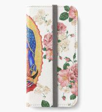 Virgin of Guadalupe iPhone Wallet/Case/Skin