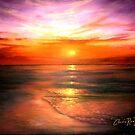 Purple Skyline by Cherie Roe Dirksen