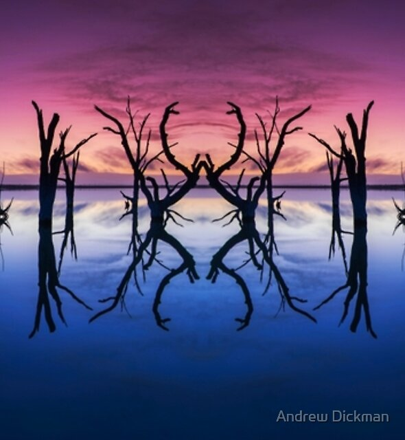 Dancing on the Lake by Andrew Dickman