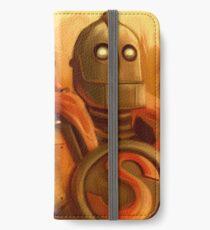 Giants iPhone Wallet