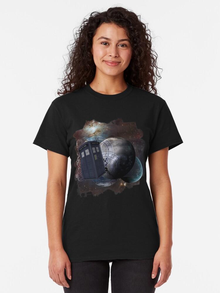 Alternative Ansicht von Zeitflug 2 Classic T-Shirt