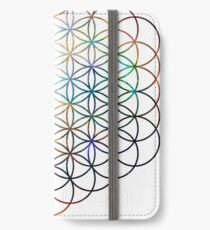 Heart of Orion Flower of Life | Sacred Geometry iPhone Wallet/Case/Skin