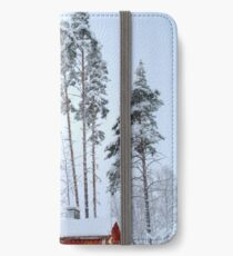 4.2.2015: Small and Abandoned Sauna III iPhone Wallet/Case/Skin