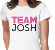Team Josh Womens Fitted T-Shirt