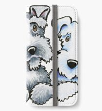 Schnauzer Company iPhone Wallet/Case/Skin