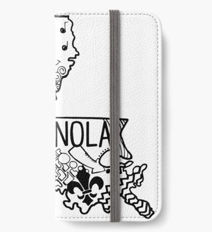 Louisiana iPhone Flip-Case
