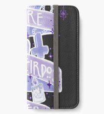 We Are The Weirdos iPhone Wallet/Case/Skin