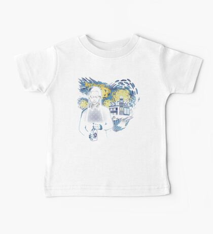 Starry Wednesday Night Kids Clothes
