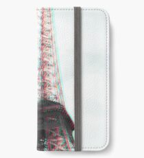 I fell then tripped iPhone Wallet/Case/Skin