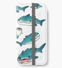 whale sharks! iPhone Wallet/Case/Skin