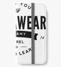 Shadawear 15 iPhone Wallet/Case/Skin